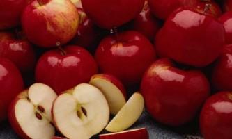 Ось така користь яблук або багато яблук не буває