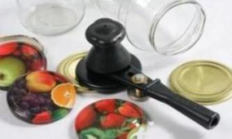 Час, необхідний на стерилізацію консервів