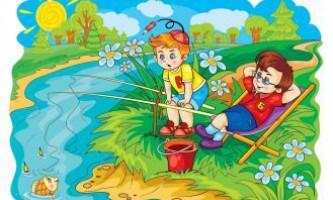 Загадки для дітей про мешканців водойм з відповідями