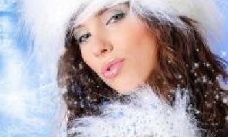 Зимові рішення для нашої шкіри